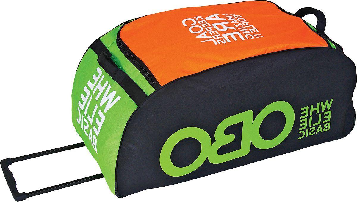 OBO Wheeled Basic Field Hockey Goalkeeper Bag