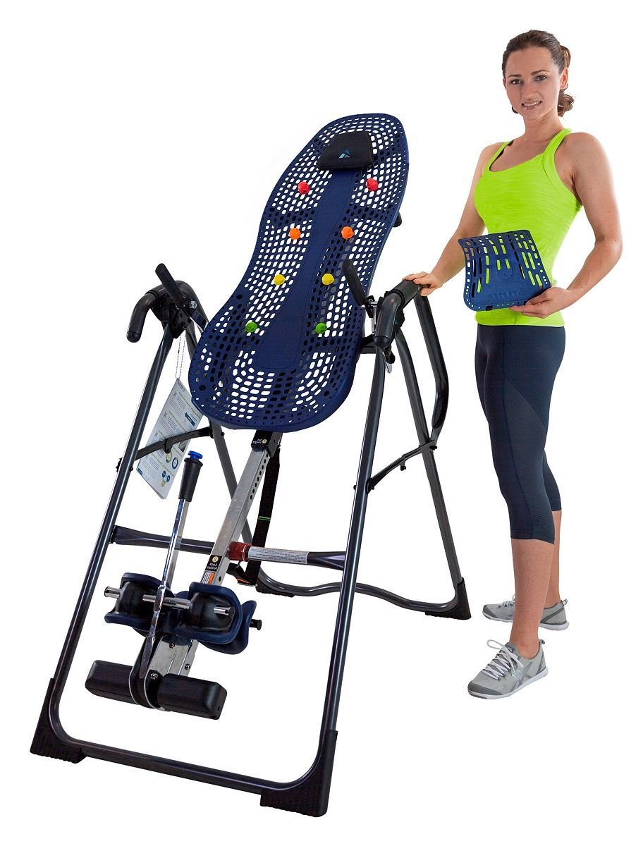 Teeter FT-1 Inversion Table with Back Pain Relief DVD