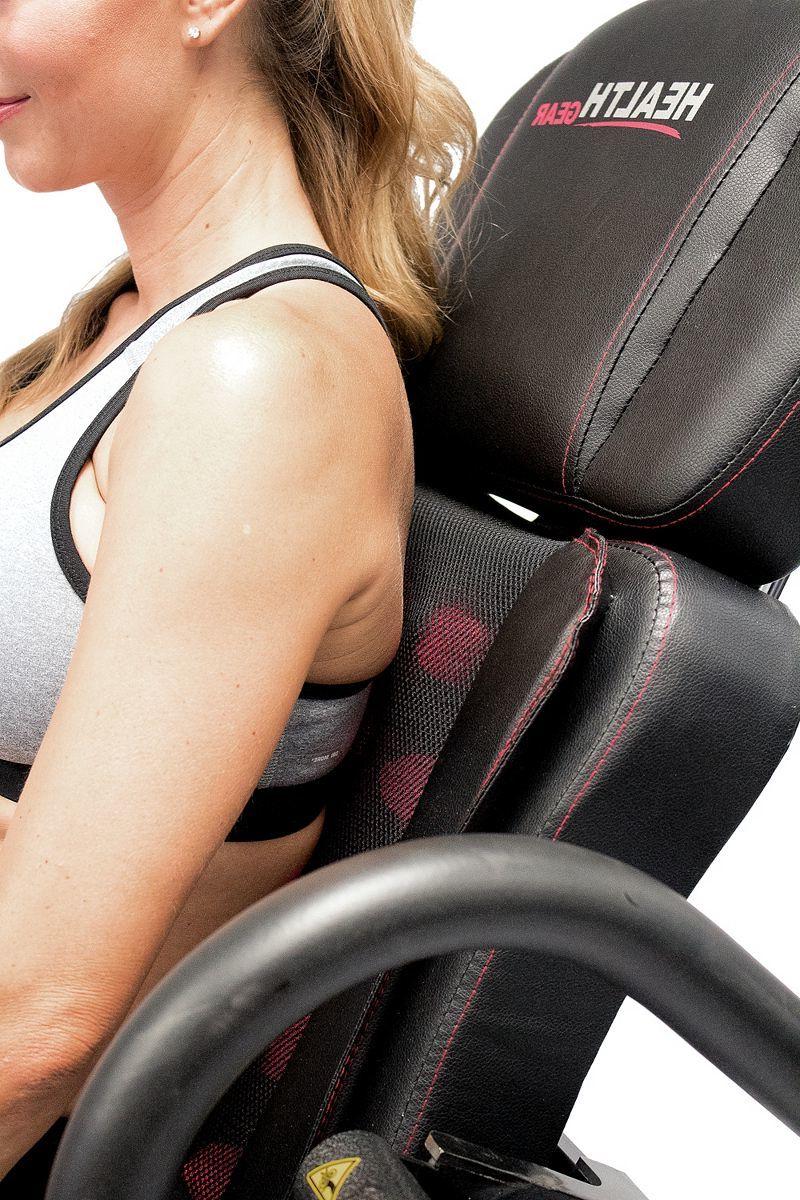 Health Gear Shiatsu Heat & Massage Inversion Table