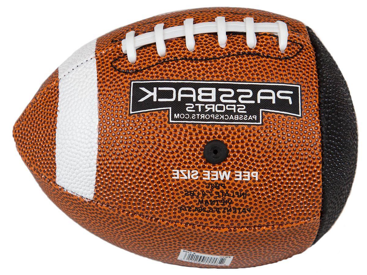 Passback Peewee Composite Training Football