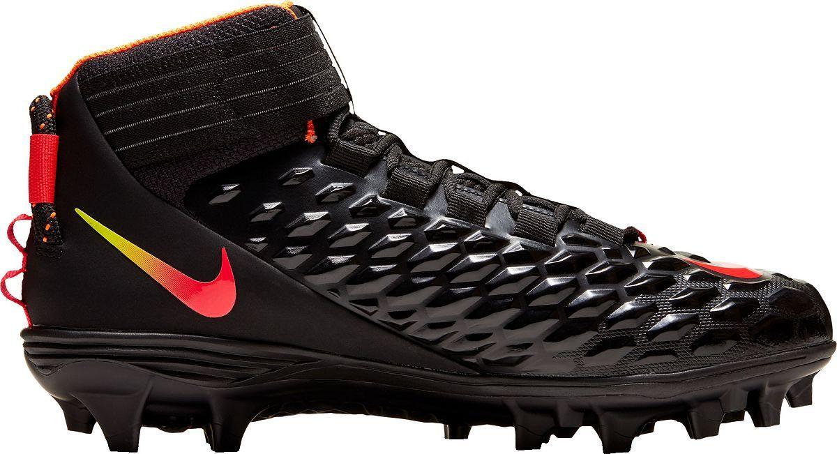 Nike Men's Force Savage Pro 2 Mid Football Cleats