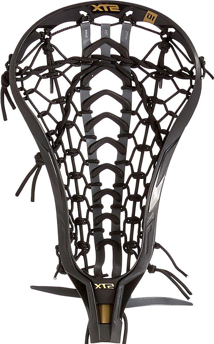 STX Women's Fortress 600 on Composite 10 Complete Lacrosse Stick