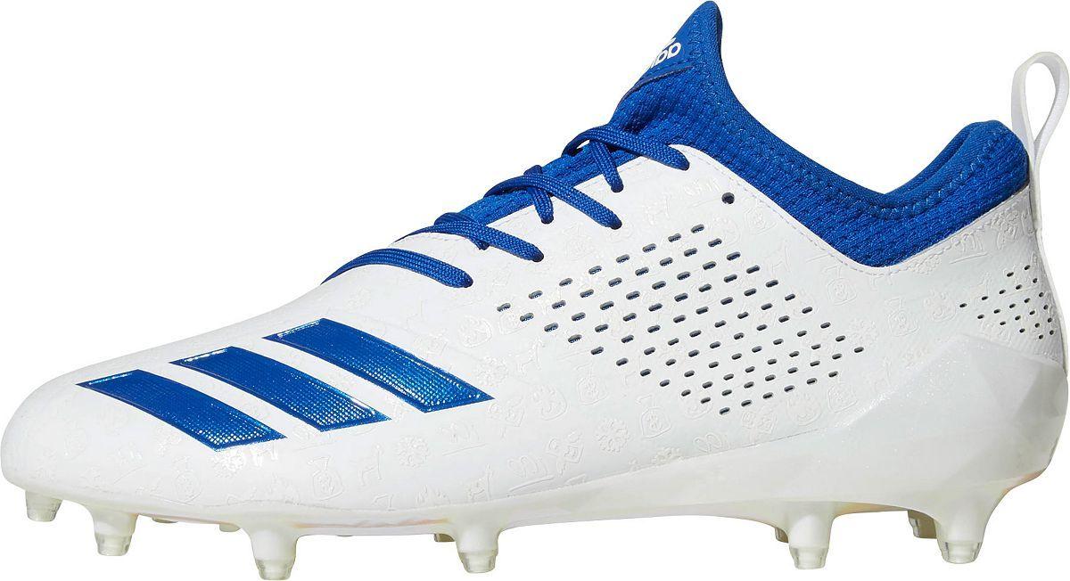 adidas Men's adiZERO 5-Star 7.0 Adimoji Football Cleats