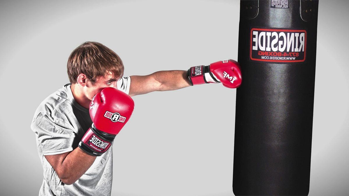 Ringside IMF Pro Fight Boxing Gloves