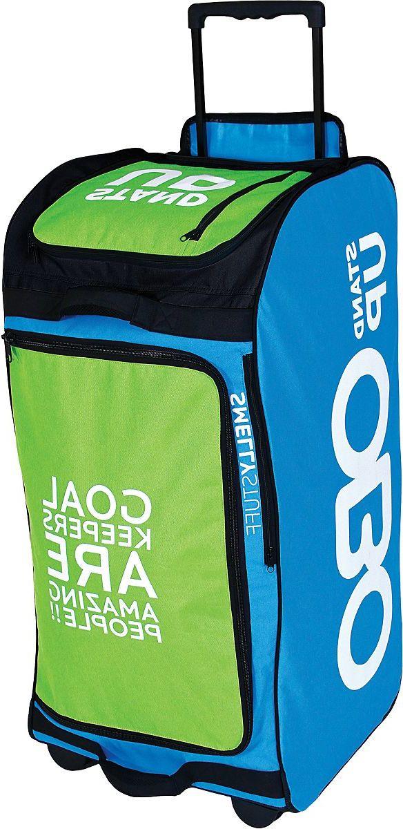 OBO Wheeled Field Hockey Goalkeeper Bag