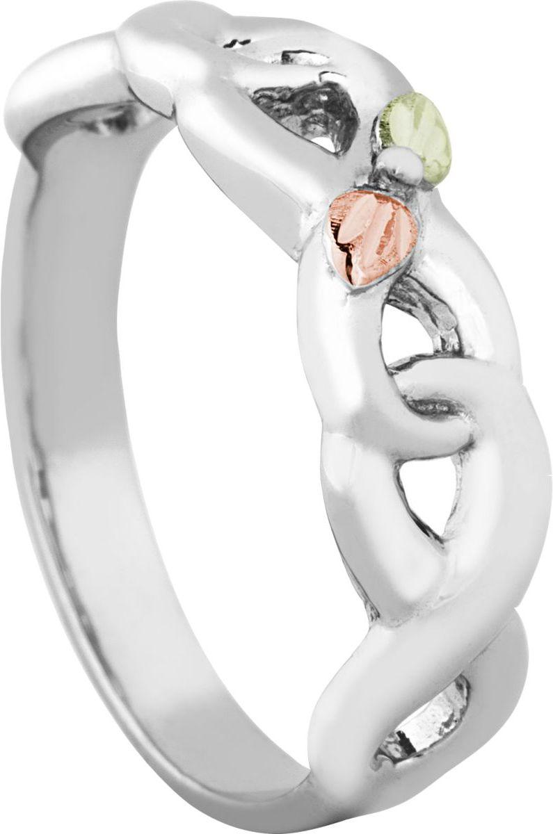 Landstrom's® Women's Black Hills Gold Eternity Ring