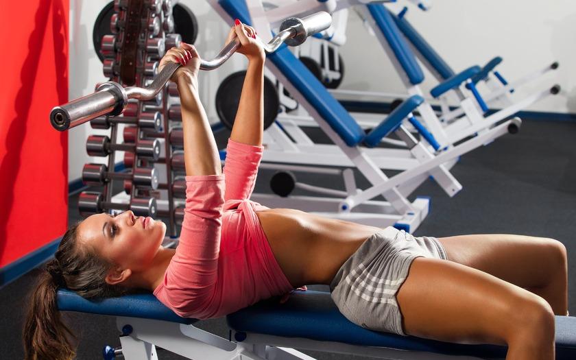 Upper body workout for girls — SportyEmpire