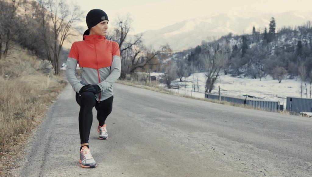 Winter Running Clothing