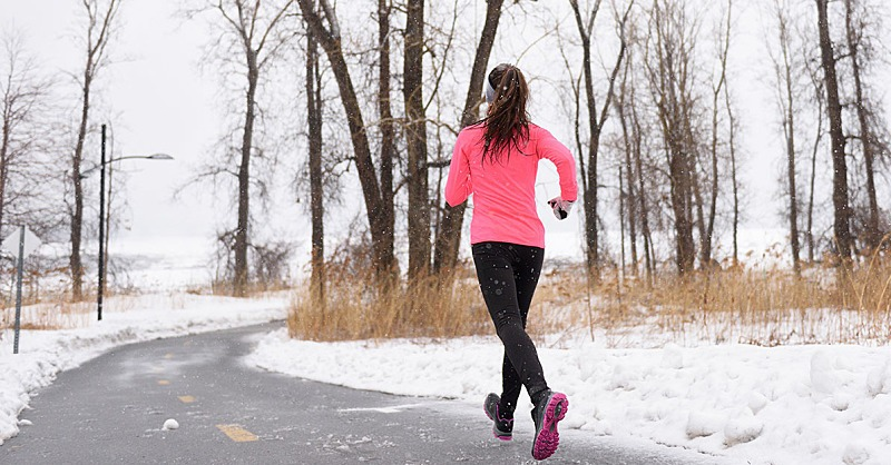 Clothing for running in winter — SportyEmpire